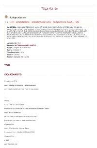 Juzgado de Primera Instancia n8 de Valladolid