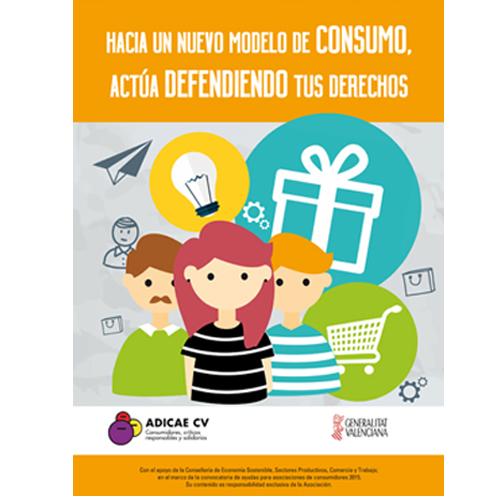 folleto consumo